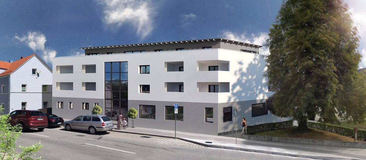 Wohnungen in Straubing von Bauträger kaufen