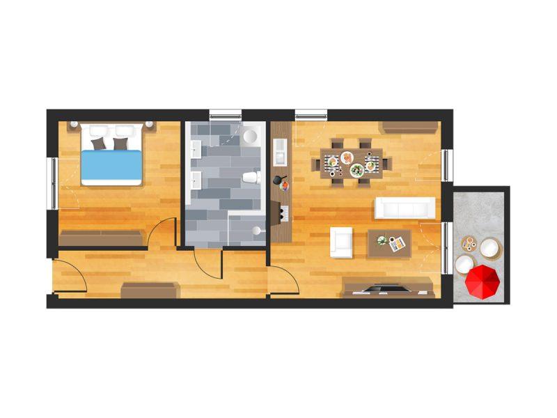 Wohnung in Straubing W13